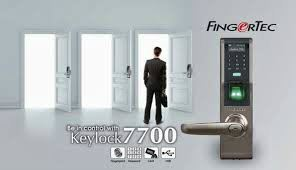 Fingertec Smart Digital Door Lock 7700