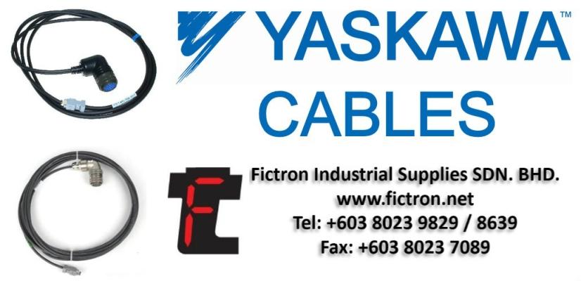 YAI-CSM31-15-P-E 15 Meter SGMAV YASKAWA Servo Motor Cable Supply Malaysia Singapore Thailand