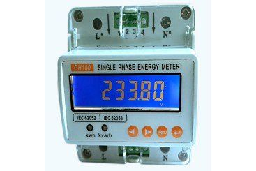 Energy Meter - GH100 Single Phase Energy Meter