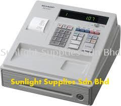 Cash register Sharp XE107