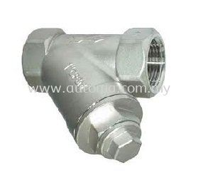 SS304/316 Y-Strainer