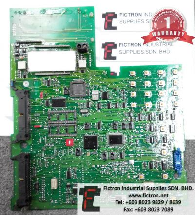 Repair Service in Malaysia - PARKEON S 025J 930389 C Ticket Vending Machine PCB Singapore