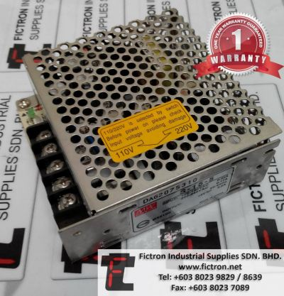S-15-5 MEAN WELL Power Supply Repair Service in Malaysia