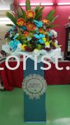 WF12 - from RM160.00 Wreaths Flower