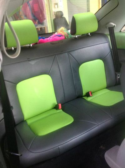 Car Leather Seat Repairing