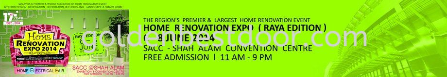REX HOME RENOVATION EXPO JUNE 2014