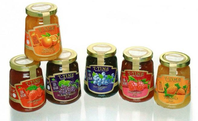 T-Time Fruit Jam (More Fruit Less Sugar) 450g