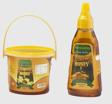 Lisa`s Farm Honey 380g and 1kg