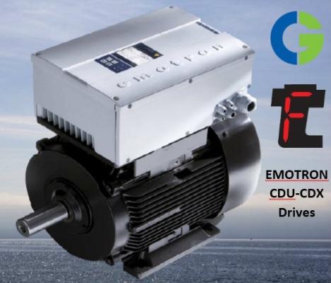 CDX 52-018 CDX Series EMOTRON Inverter Drive Supply & Repair Malaysia Singapore Indonesia Thailand Vietnam