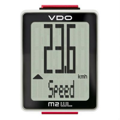VDO M2 WL Wireless Cycle Computer
