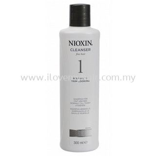 Nioxin System 1 Cleanser (NEW) (300ml)