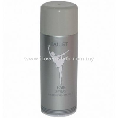 Ballet Hairspray - Grey (450ml)