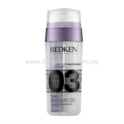 Redken Smooth Lissage Two Smooth 03 (30ml)