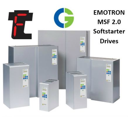 MSF-060 MSF Series EMOTRON Softstarter Drive Supply & Repair Malaysia Singapore Indonesia Thailand Vietnam