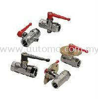 LEGRIS Brass Ball Valve
