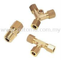 LEGRIS Brass Compressed Fittings