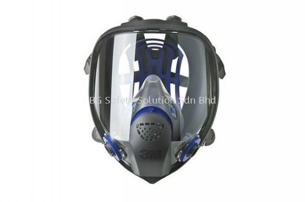<3M> FF-402 Silicone Full Facepiece Reusable respirator