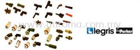 LEGRIS Push-in Fittings Parker Legris Fittings and Tubing PARKER STORE