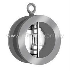 AUTOMA S/Steel Wafer Check Valve