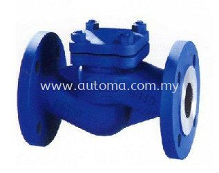 AUTOMA C/Steel DIN Piston Check Valve