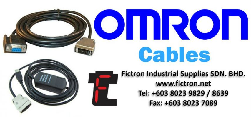 OX2T XW2Z-002T OMRON Cable Supply Malaysia Singapore Thailand Indonesia Vietnam