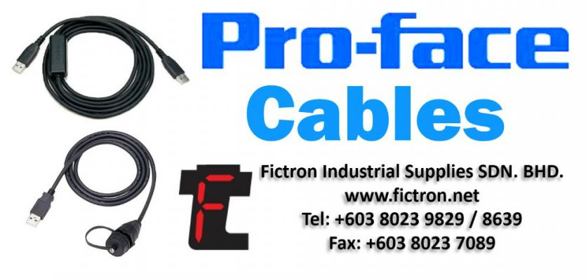 PCY1 CA3-CBLSYS-01 PROFACE Cable Malaysia Singapore Thailand Indonesia Vietnam