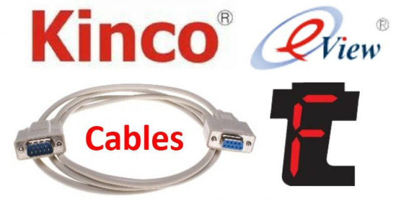 EP50 PC-MT500 KINCO EVIEW Cables Supply Malaysia Singapore Thailand Indonesia Vietnam