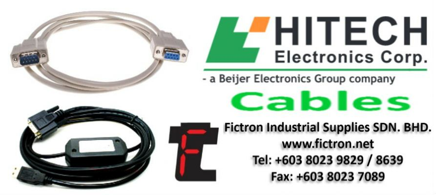 HPDP PWS6600-DVP HITECH HMI Cable Supply Malaysia Singapore Thailand Indonesia Vietnam