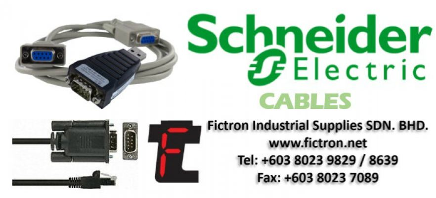 SX68 XBT-Z968 SCHNEIDER Cable Supply Malaysia Singapore Thailand Indonesia Vietnam