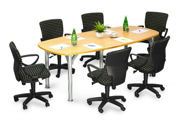 Pole Conference Table