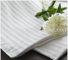 Pillow Case - Satin Stripe 1cm