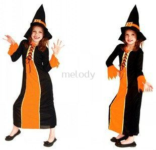 Kid Costume \ Naughty Witch - 2006