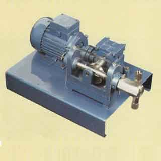 Simplex chemical dosing pump