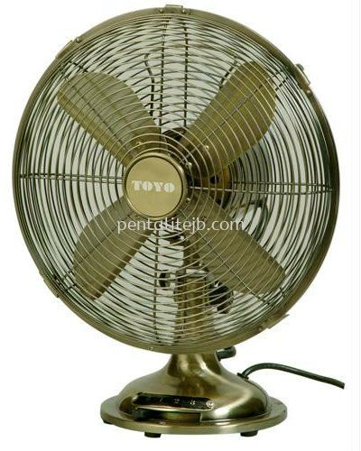 Toyo Antique Fan
