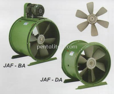 Axial Flow Fan (JAF-BA & JAF-DA)