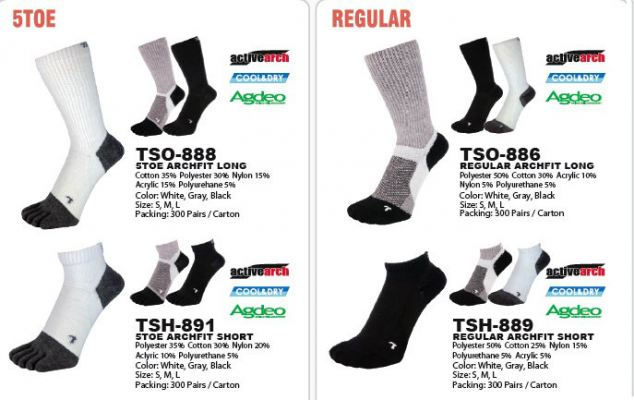 TAKUMI SAFETY SOCKS