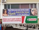 UV PVC Signboard with hollow structure frame PVC Signboard