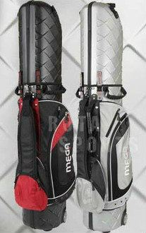 Lightweight hard case golf bag wheelie Club