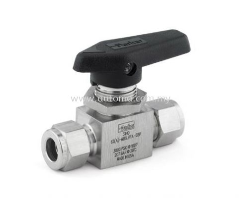 PARKER Ball Valve MB Series