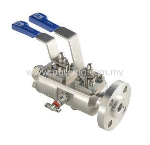 PARKER Double Block and Bleed Valve
