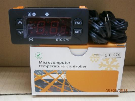 ELITECH Digital Temperature Controller ETC-974