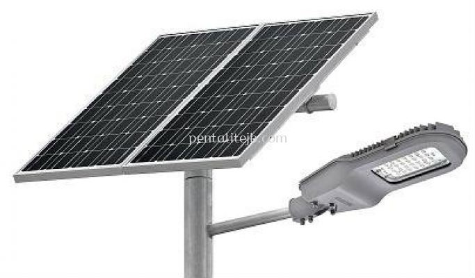 30W, 40W, 60W Solar Powered LED Street Lantern Series