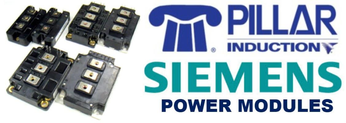 PP217-19 PILLAR INDUCTION SIEMENS Power Module Supply Malaysia Singapore Thailand Indonesia Vietnam