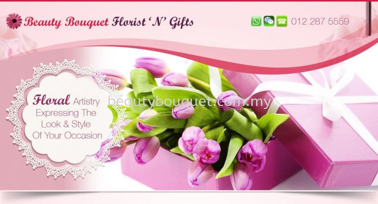 Florist and Flower Shop , Provide Hamper and Gift Service