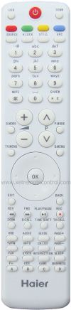 HTR-D18 HAIER LCD/LED TV REMOTE CONTROL HAIER LCD/LED TV REMOTE CONTROL