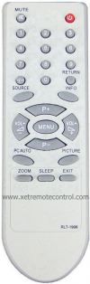 RLT-1906 HESSTAR LCD/LED TV REMOTE CONTROL HESSTAR LCD/LED TV REMOTE CONTROL