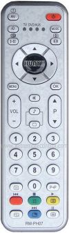 RM-PH07 PHILIPS LCD/LED TV REMOTE CONTROL  PHILIPS LCD/LED TV REMOTE CONTROL