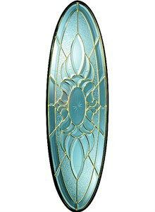 18mm Stained Glass - U1-1B