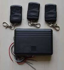 Auto gate remote control one set