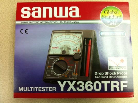 SANWA YX-360-TRF MULTI TESTER (MULTIMETER)